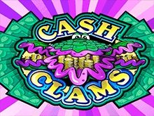 Cash Clams от Microgaming: отточите мастерство на типовом автомате!